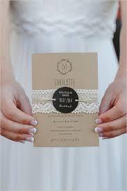 Kraft Paper Wedding Programs 50 Rustic Country Kraft Paper Wedding Ideas Deer Pearl Flowers