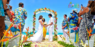 hawaiian weddings oahu weddings honolulu waikiki alters