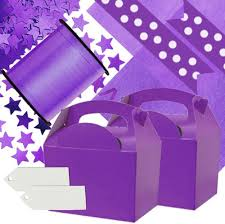 purple gift wrap gift wrap pack