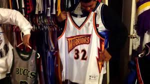 nba jersey collection vintage rare oldschool playoffs heat lakers
