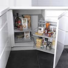 rangement pour meuble de cuisine rangement d angle coulissant melton castorama angles et rangement