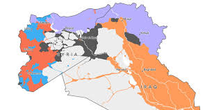 Lithia Florida Map by The Incredible Shrinking Islamic State Axios