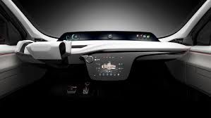 futuristic cars interior the chrysler portal is the all electric self driving minivan for
