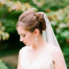 wedding hair veil wonderful vintage updo wedding hairstyles with veil elite