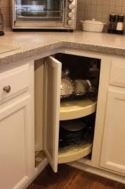 Kitchen Corner Cabinet Ideas Best 25 Corner Cabinet Solutions Ideas On Pinterest Kitchen Corner