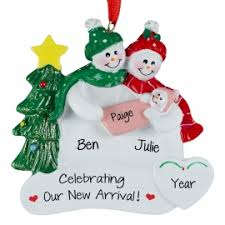 adoption ornaments keepsakes personalized ornaments