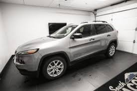 2016 jeep cherokee sport white used jeep for sale in tacoma wa south tacoma mazda
