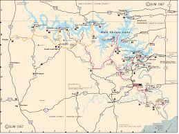 Table Rock Lake Map Omaha Arkansas