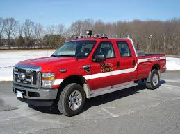 1997 Ford F250 Utility Truck - south salem fire department westchester county new york