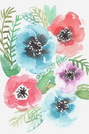 grow creative blog free watercolor mother u0027s day printables