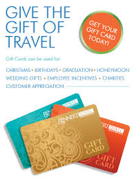 travel gift card gift card