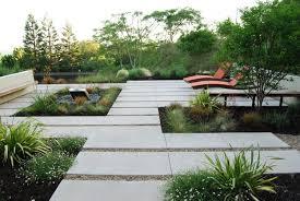 contemporary landscaping designing a contemporary garden with warmth garden design