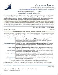 Sales Representative Resume Example by Resume Sample For Pharmaceutical Sales Http Resumesdesign Com