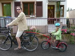 siege enfant velo decathlon le vélo brouette le trail gator