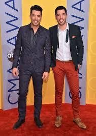 Hernandez Brothers Carpet by Jonathan Drew And Drew Scott Photos Cma Awards 2016 Top Red
