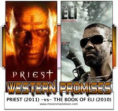 Book Of Eli Blind Denzel Washington Source Code 2011 Vs Deja Vu 2006 Movie Smackdown
