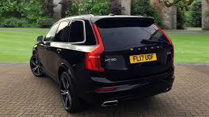 used 2017 volvo xc90 t8 twin engine r design for sale in