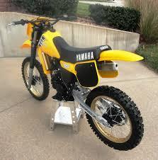 restored yamaha yz125 1982 photographs at classic bikes restored