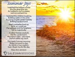 salesian missions on enjoy this inspirational