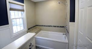 navy blue bathroom ideas boys bathroom in navy blue