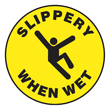 Slippery Floor Identifying Slip Trip And Fall Hazards Expert Advice