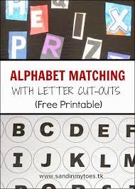 68 best letter recognition images on pinterest alphabet