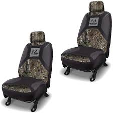 Realtree Bench Seat Covers Camo Bucket Seat Covers Velcromag
