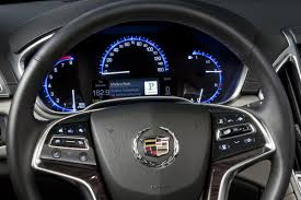2013 cadillac srx interior 2013 cadillac srx mildly refreshed with grille interior