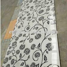 modern marble flooring design marble inlay tile medallion water