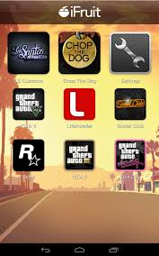 ifruit android app release grand theft auto ifruit android