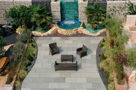 standard gravel external for gardens fiberglass azzurro