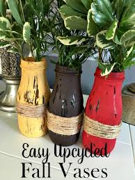 upcycled home decor ideas you ll love this super easy fall decor idea super easy