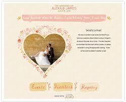 cheap wedding websites best 25 wedding website templates ideas on web design