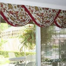 French Door Valances Home Design Cool Window Treatments For Sliding Glass Doors For