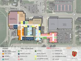 Floor Plan For Classroom by Facility Master Plan Lphs Campus Planning