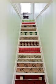 tappeto per scale soluzioni originali per decorare le scale la figurina