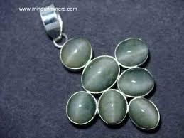 sterling silver quartz necklace images Cats eye quartz jewelry natural catseye quartz necklaces bracelets jpg