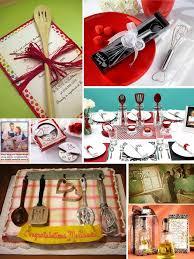 kitchen themed bridal shower ideas bridal shower favors archives kate aspen