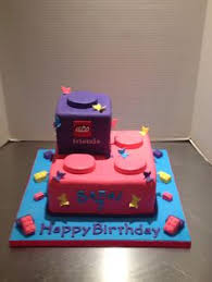 lego friends cake love it cakes kids pinterest lego