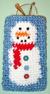 ready snow 10 free crochet snowman patterns