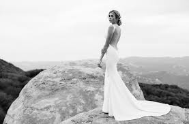 Fitted Wedding Dresses Katie May Wedding Dresses