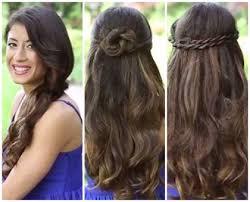 tutorial rambut wanita tutorial rambut wanita super cute simple dan terbaru