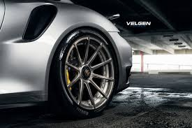 porsche turbo wheels porsche 911 turbo s velgen forged vfdb10 velgen wheels