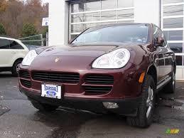 Porsche Cayenne Red Interior - 2004 carmona red metallic porsche cayenne s 21510666 gtcarlot