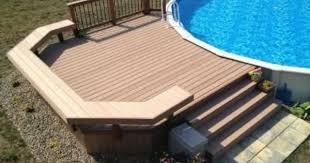 best 25 pool decks ideas on pinterest above ground pool decks