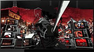 afro samurai afro samurai anime 2048x1152