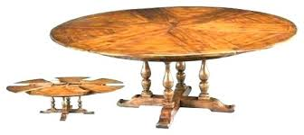 expandable round dining room tables expandable round dining room table jamesmullenartist