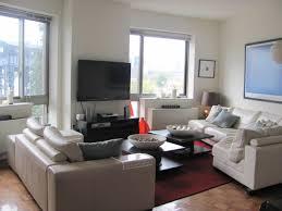 Interior Designers Long Island Compact Long Island City Apartment Interior Design In Open Plan