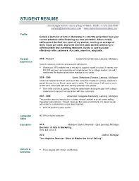 Marketing Resume Objective Sample by Graduate Nurse Resume Objective Examples Experience Resumes