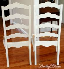Colored Dining Chairs Bentleyblonde Diy Farmhouse Table U0026 Dining Set Makeover With